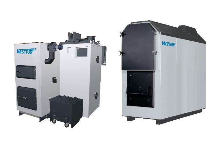 Biomass boiler LIGNOTHERM